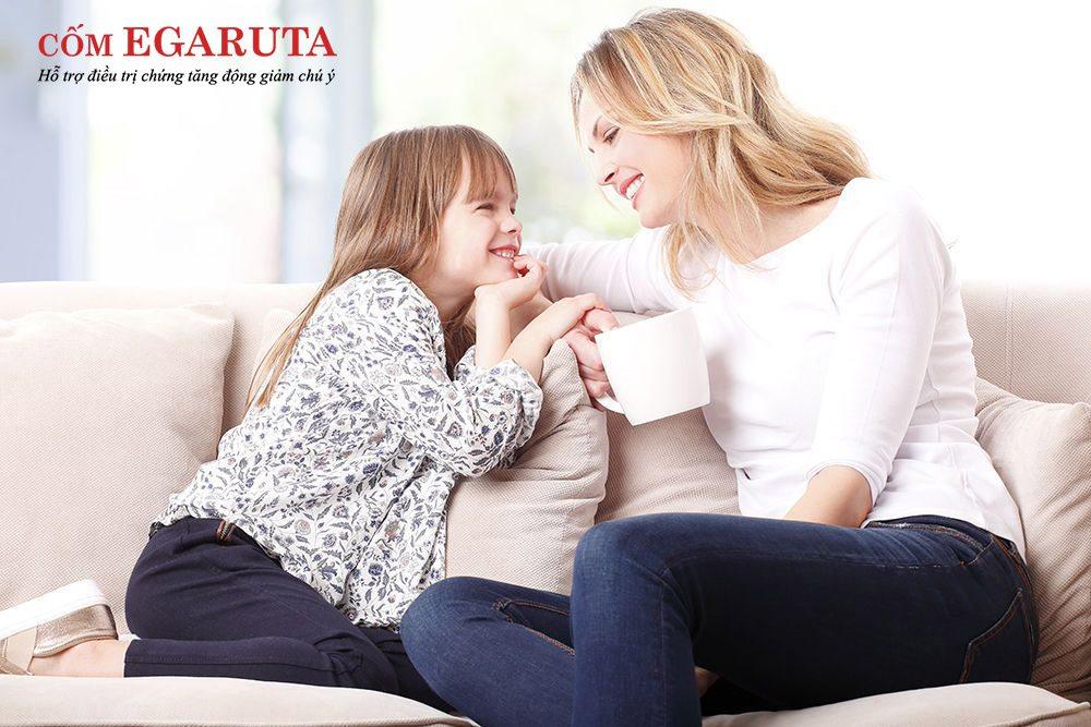 Loại bỏ những nhân tố gây phiền nhiễu khi trò chuyện cùng trẻ tăng động giảm chú ý